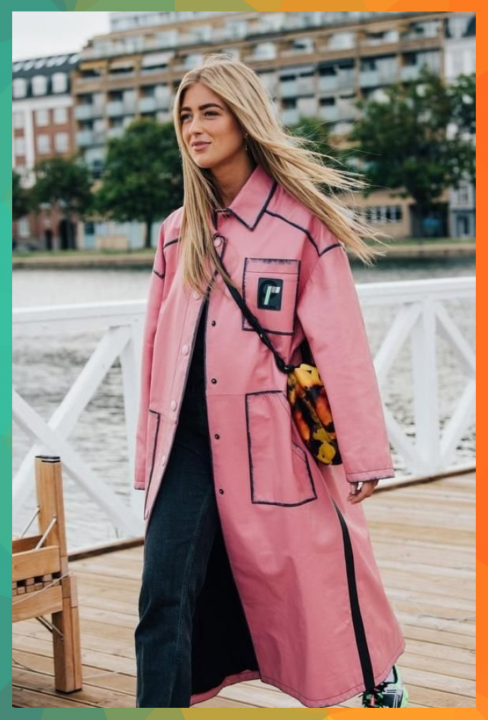 Photo of Street style inspiration from Copenhagen Fashion Week spring/summer 2020#Copenha…