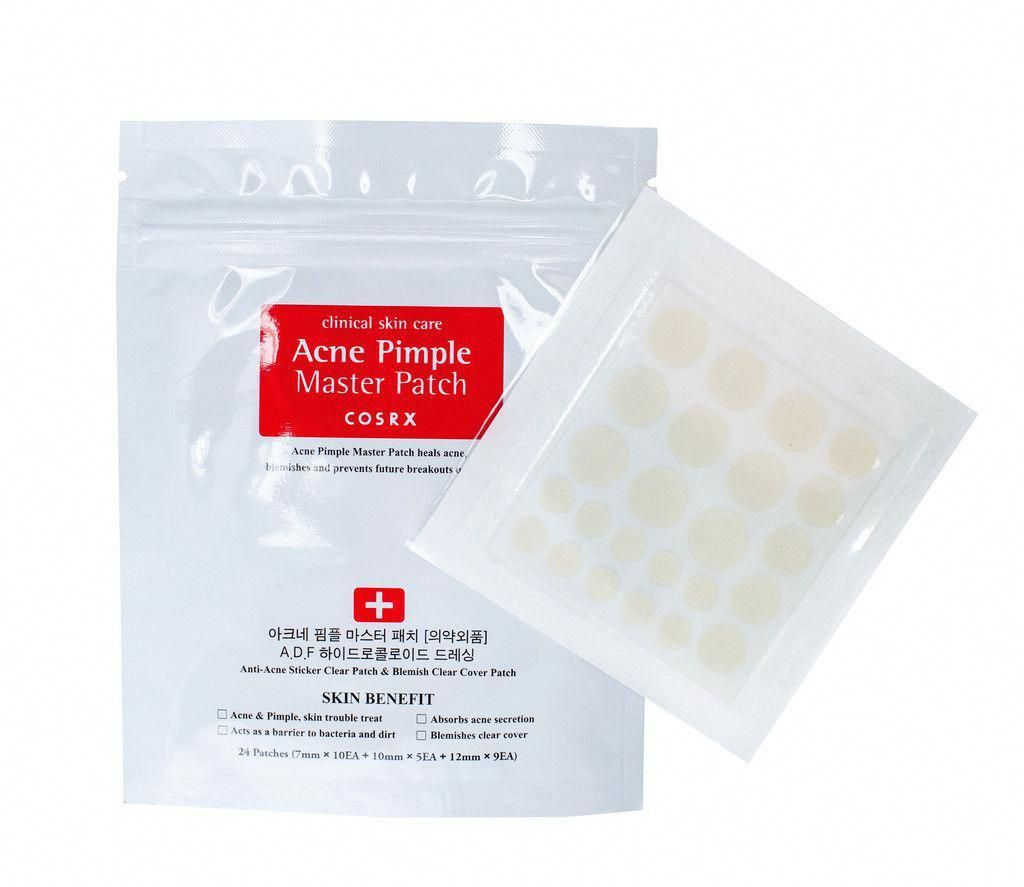 Nose piercing bump pus  CosRx Acne Pimple Master Patch  Cosmopolitan acneproducts