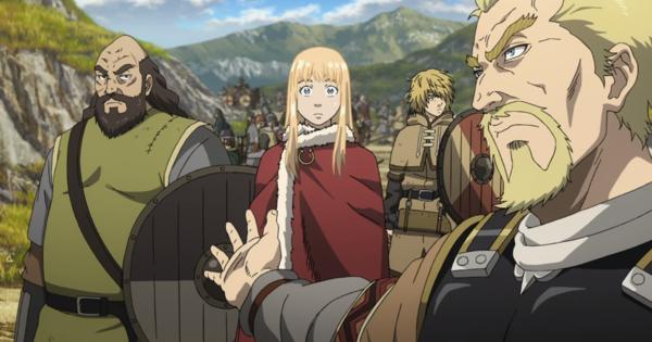 Pin by Fatah on News Anime episodes, Vinland saga