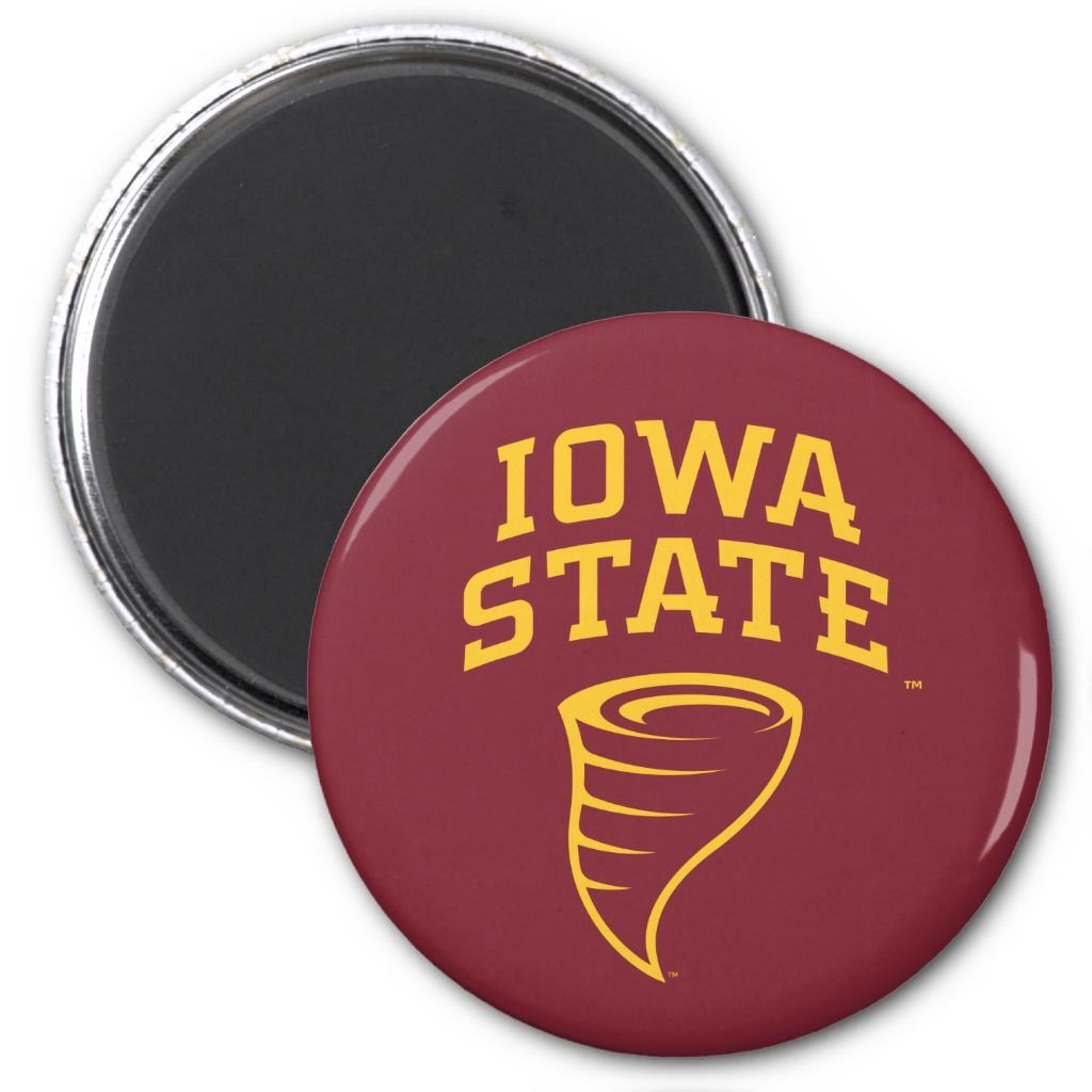 Iowa State University | Iowa State Cyclones Magnet | Zazzle.com