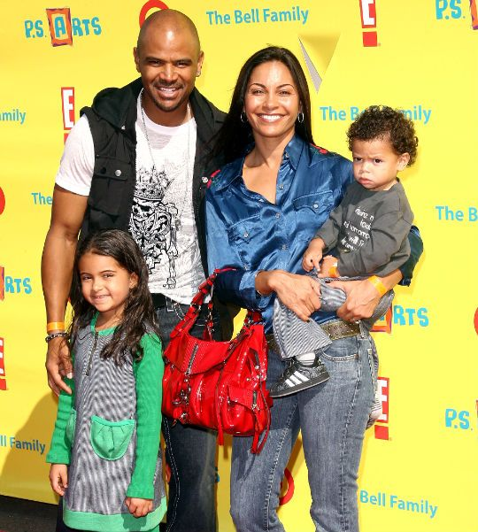 dondre whitfield spouse