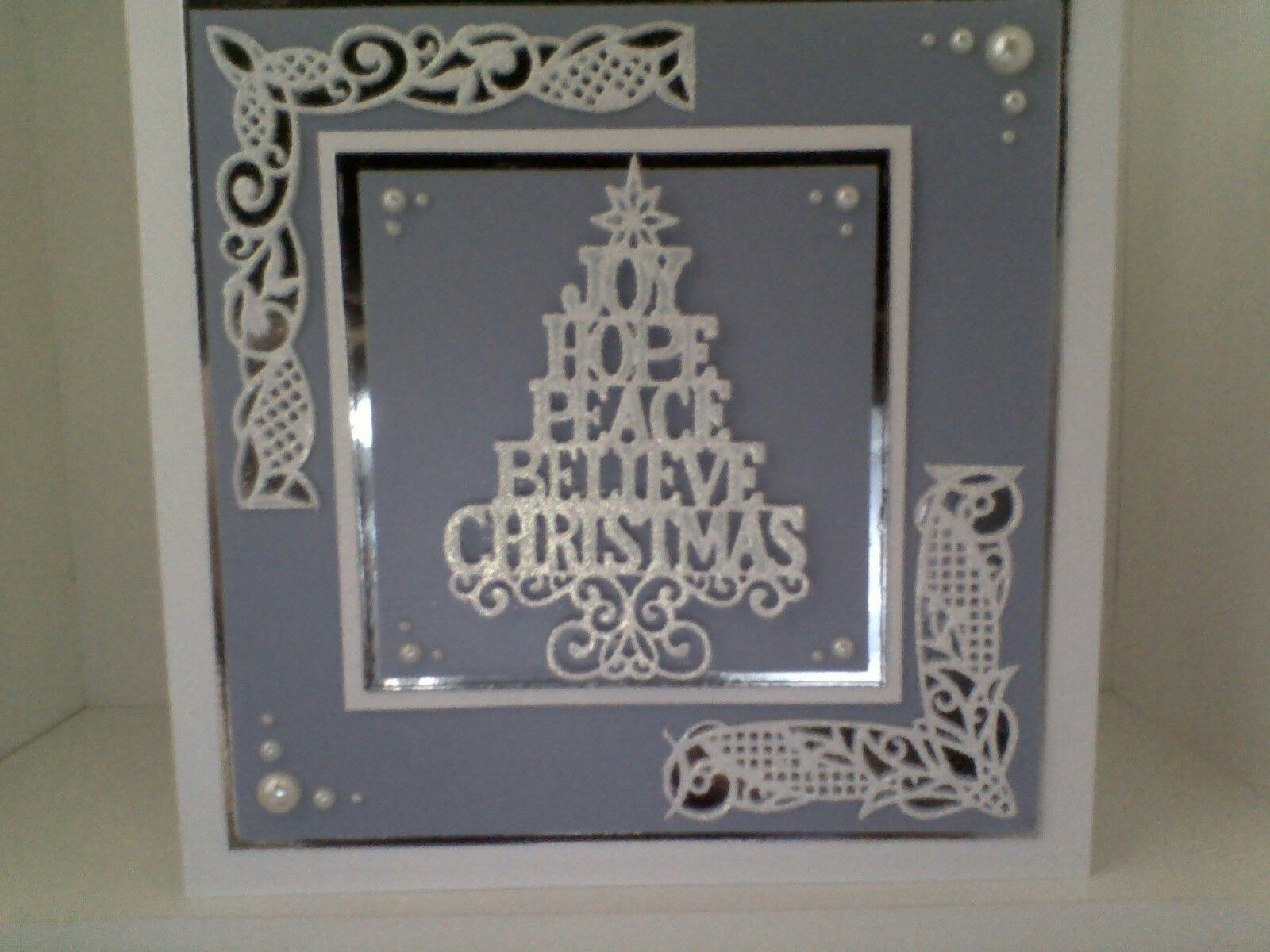 Good Card Making Ideas Using Tattered Lace Dies Part - 14: Christmas Cards Using Tattered Lace Dies - Google Search