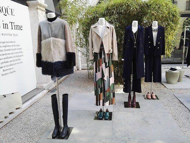 Fall/Winter Collection 2016 - Uterqüe - Blogs de Moda