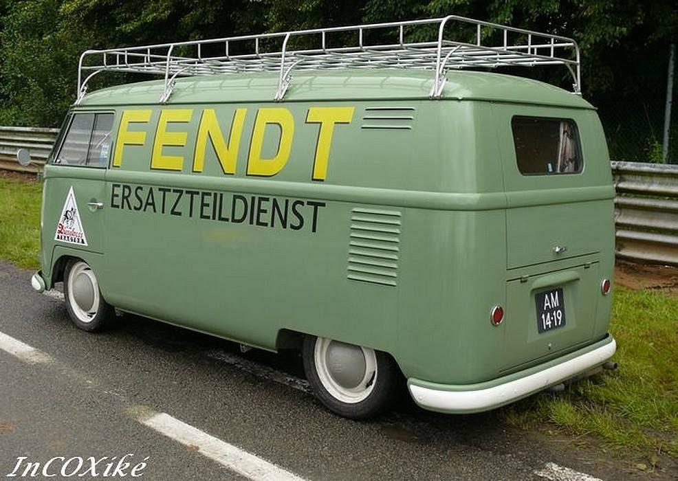 T1 VW Panel bus barndoor | VW Bus model T1 and T2 ...