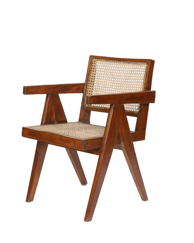 Chaise Pierre Jeanneret Pierre Jeanneret # Finlandek Meuble Tv