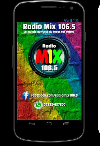 Escuchá la programación de RADIO MIX 106.5 en tu Android. Esta app funciona con WiFi y 3G (servicio de datos que provee tu empresa de telefonía, teniendo un costo adicional en algunos casos o un limite en el servicio de Internet)  http://Mobogenie.com