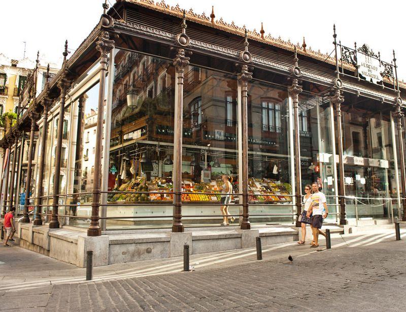 Turismo de mercado san miguel mercadillos y madrid - Mercadillos madrid capital ...
