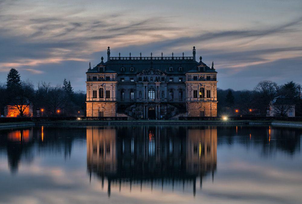 Palais Im Grossen Garten Places Of Interest Germany Travel Around The Worlds