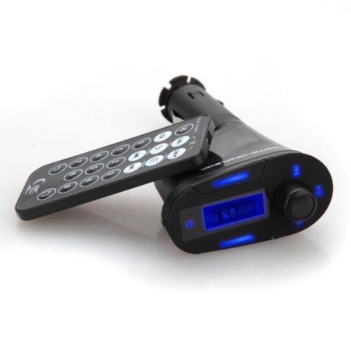 Computer and Hi-Fi Solutions Car MP3 Player (ipod, Zune) Wireless FM Transmitter USB stick, SD card, MMC card - BLUE Colour No description (Barcode EAN = 7502623440216). http://www.comparestoreprices.co.uk/december-2016-4/computer-and-hi-fi-solutions-car-mp3-player-ipod-zune-wireless-fm-transmitter-usb-stick-sd-card-mmc-card--blue-colour.asp