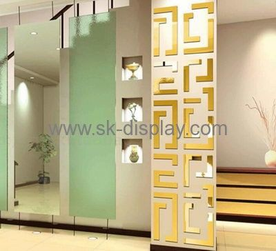 Factory custom design acrylic ikea acrylic wall sticker mirror ...