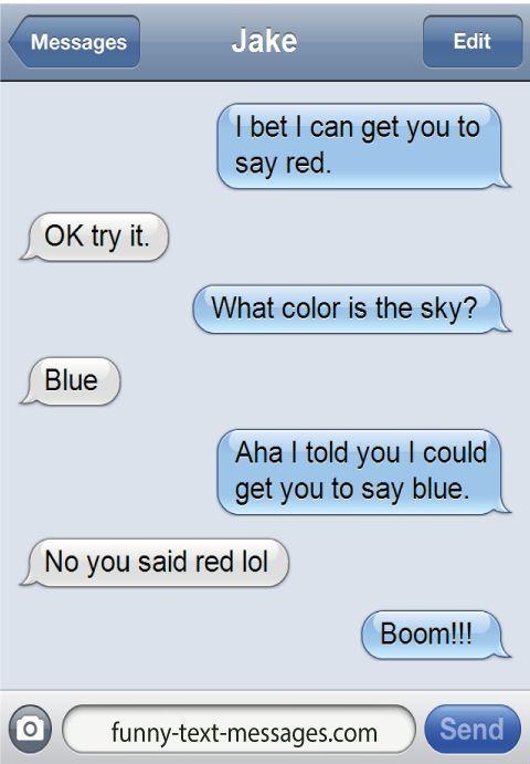 24 Humor Texts sarcastic
