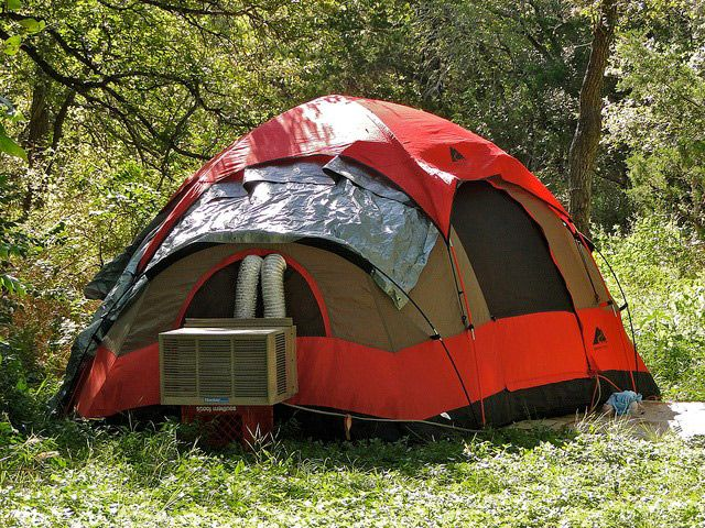 A Quick Guide About Using An Air Conditioner When Camping