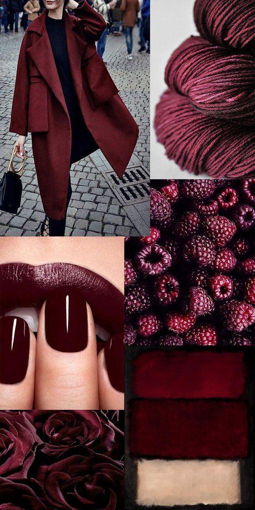 Color Crush Tawny Port Stil Rukovodstva Cvetovye Sochetaniya Stil