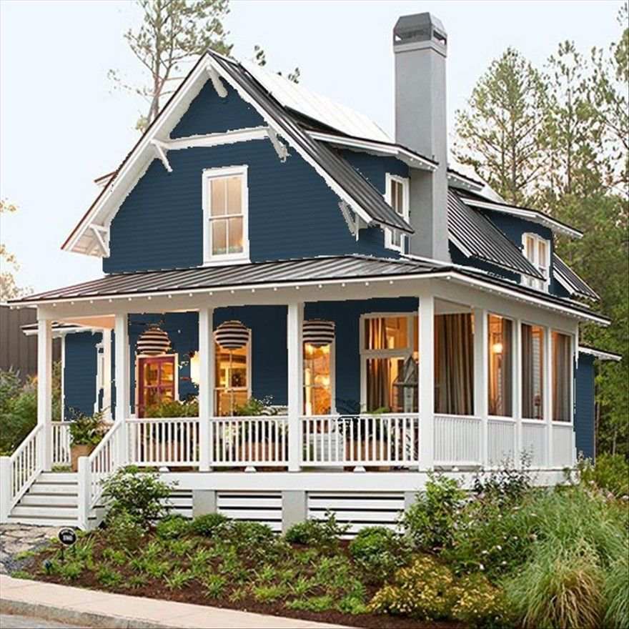 Siding Bm Gentleman S Gray Door Bm Lyons Red Modern