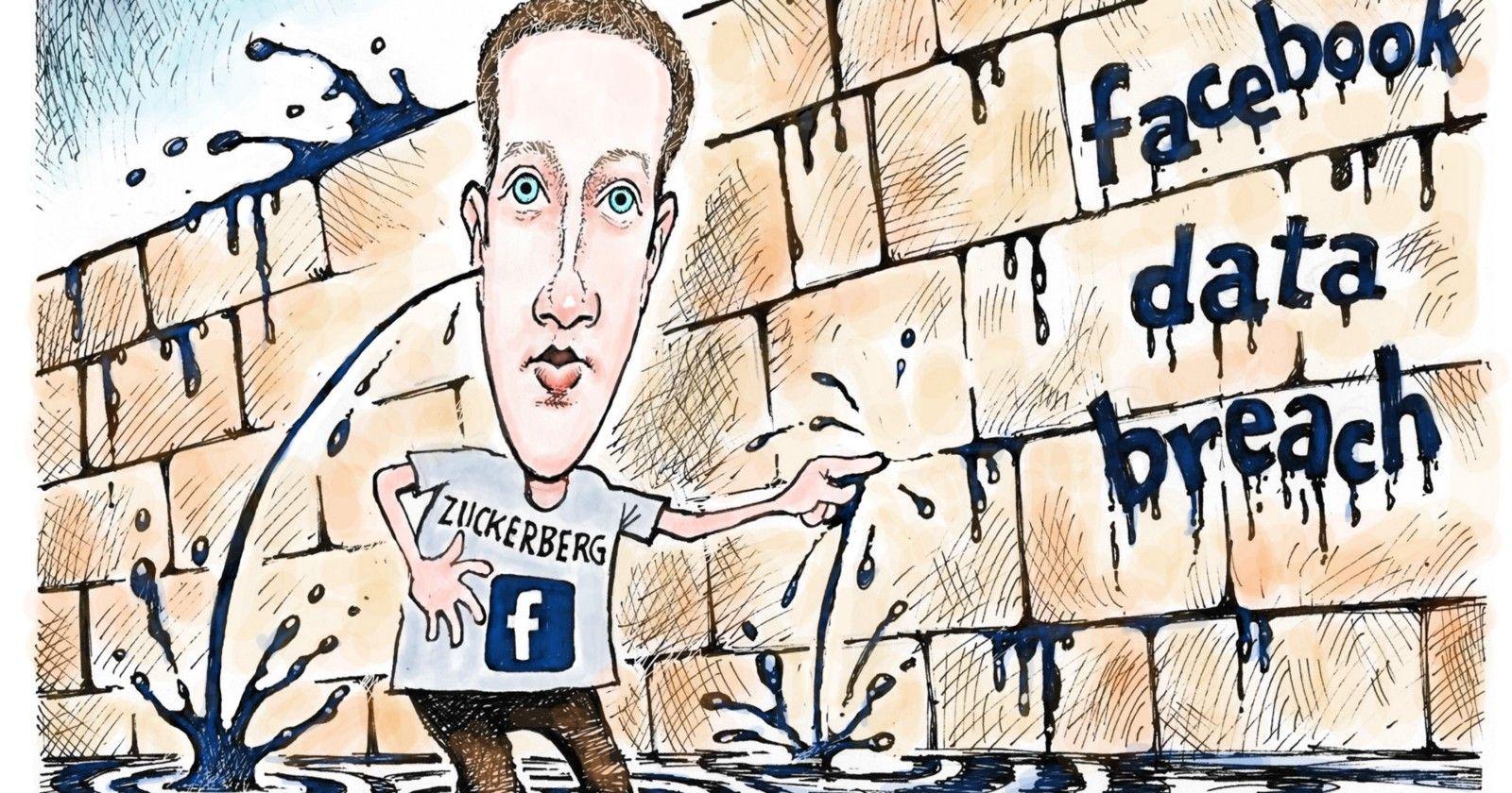 Facebook Data Breach What To Do Next? Facebook