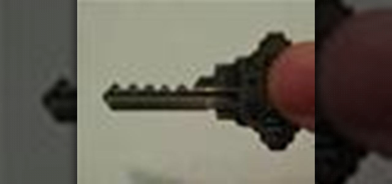 How To Make A Bump Key >> How To Make And Use A Bump Key To Pick Any Lock Locksmith Science
