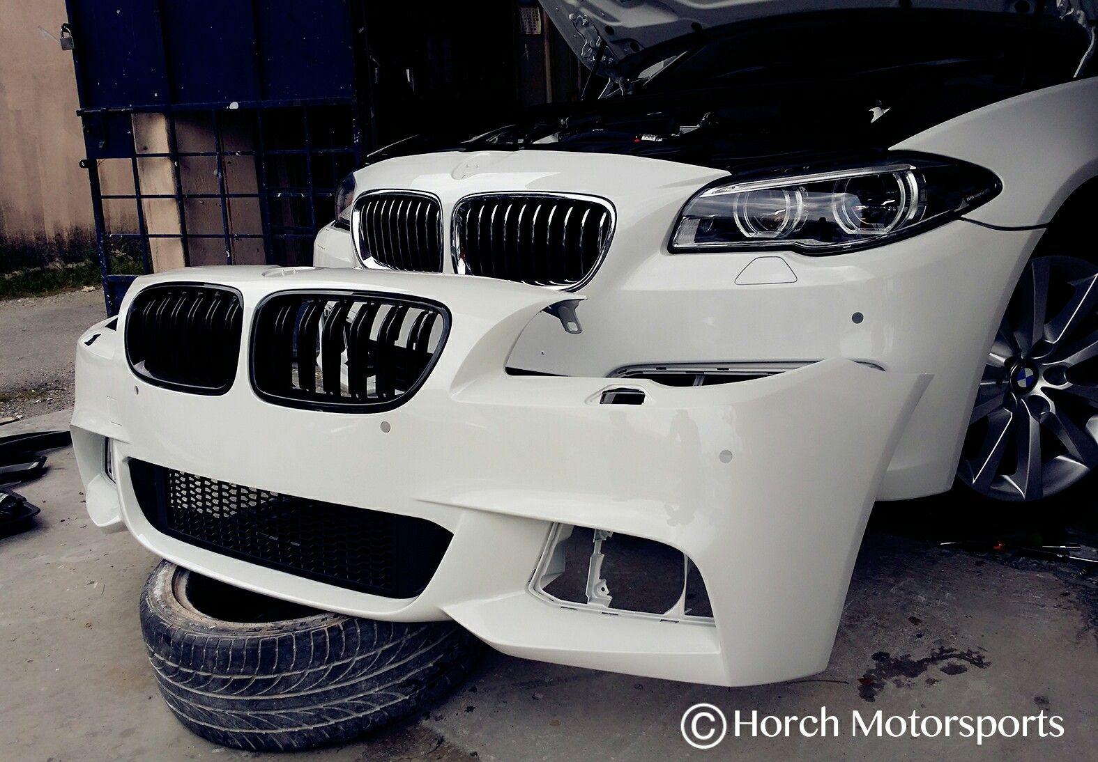 7e34d88b3da Taiwan No.1 Bimmer PP Body kit brand. Horch Motorsports 017-210 5779.  F10   Bimmer  5Series  MSport  HorchMotorsports  Bodykit  Bumper  BMW   MPerformance   ...