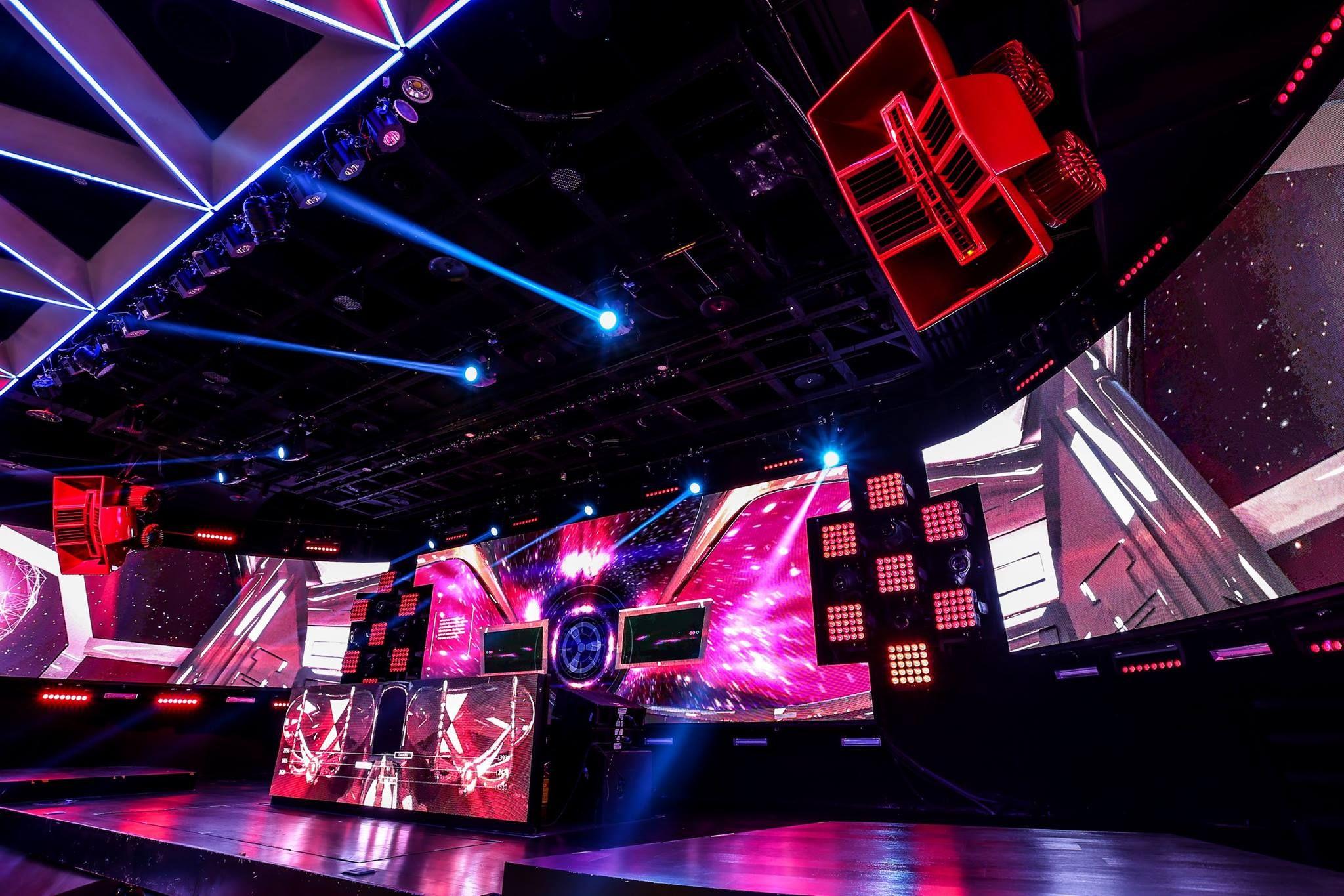 Omni, Taipei | Dance club, Sound system, Installation