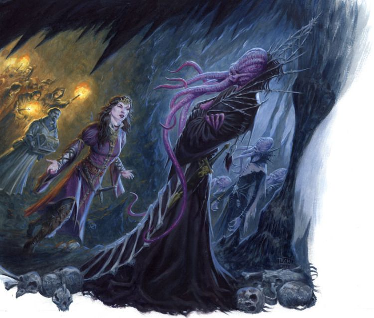 Anime Illithid Images - Reverse Search