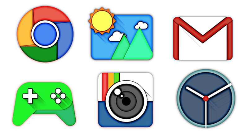 Pin by jose a on Download android games Draft Icon Pack
