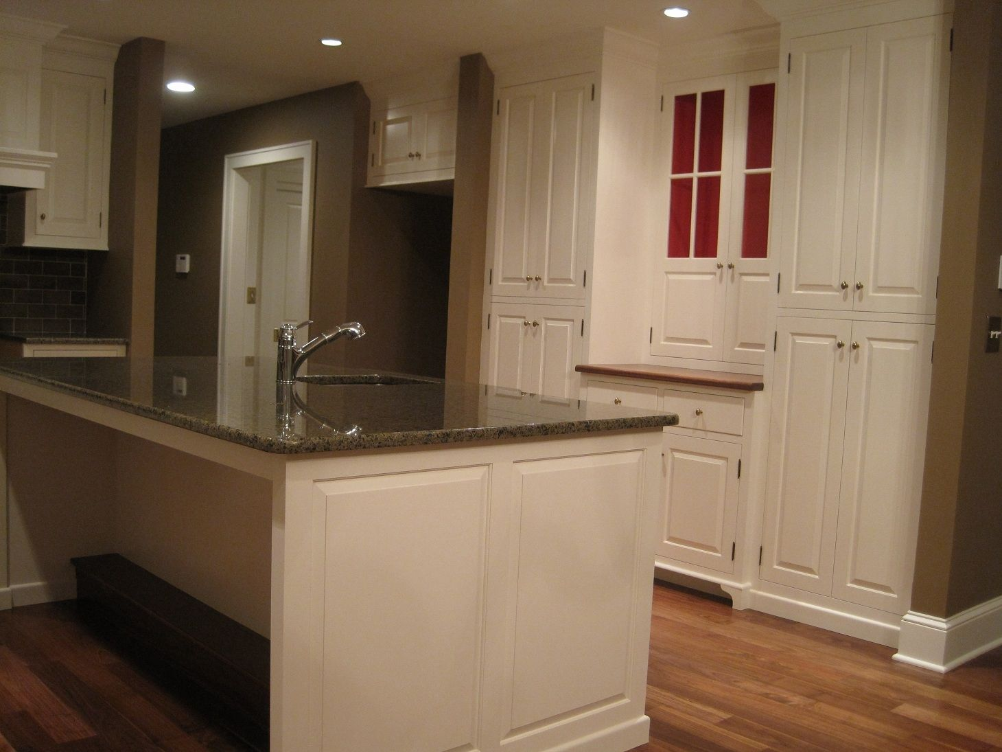 Handcrafted Traditional Painted Kitchen