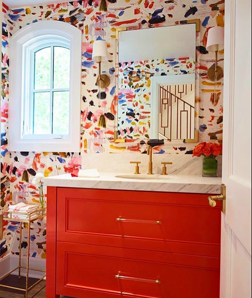 Find Out The Best Red Interior Design Selection For Your