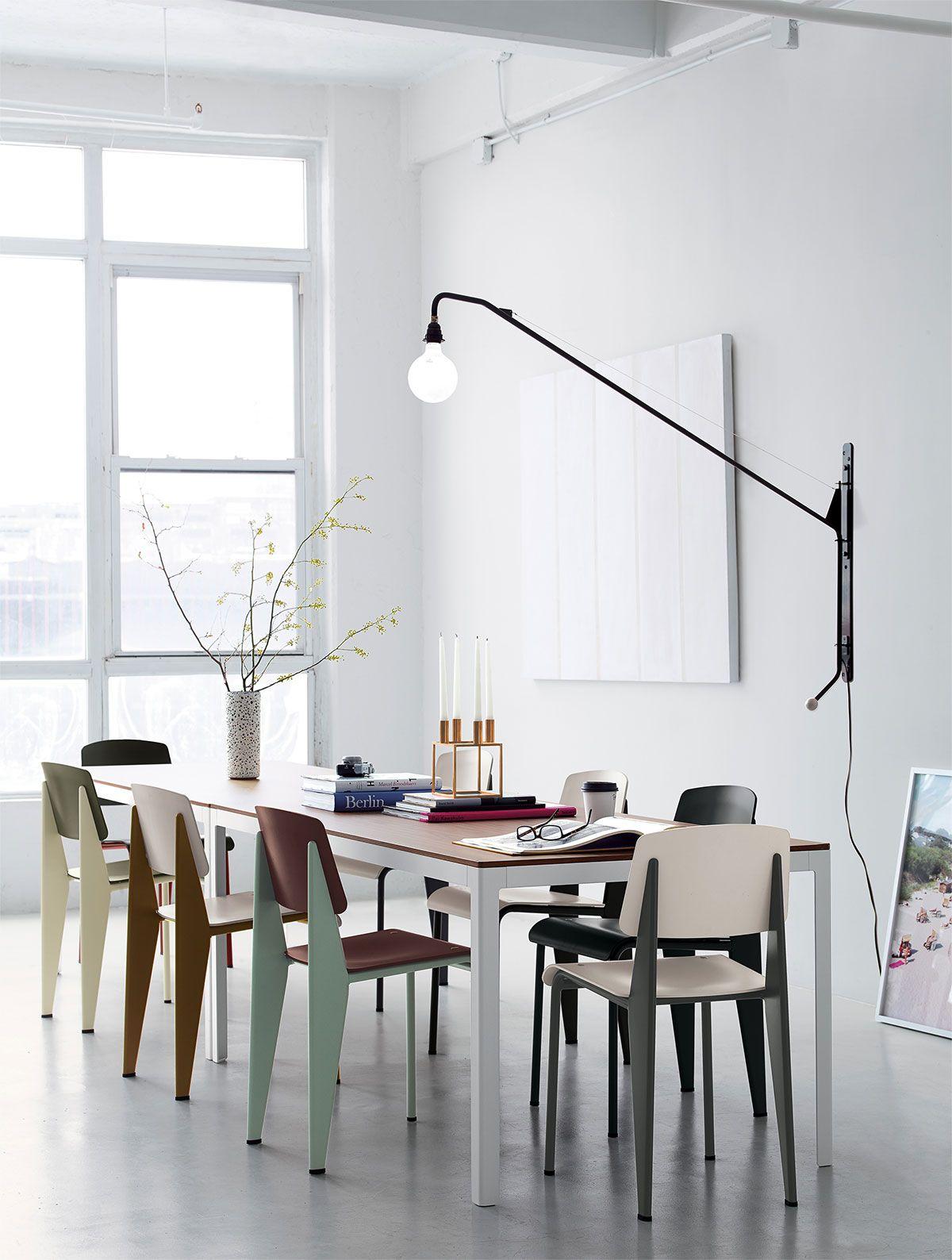 30 Idees Deco D Applique A Bras Articule Chaise Design Coin Salle A Manger Idee Deco