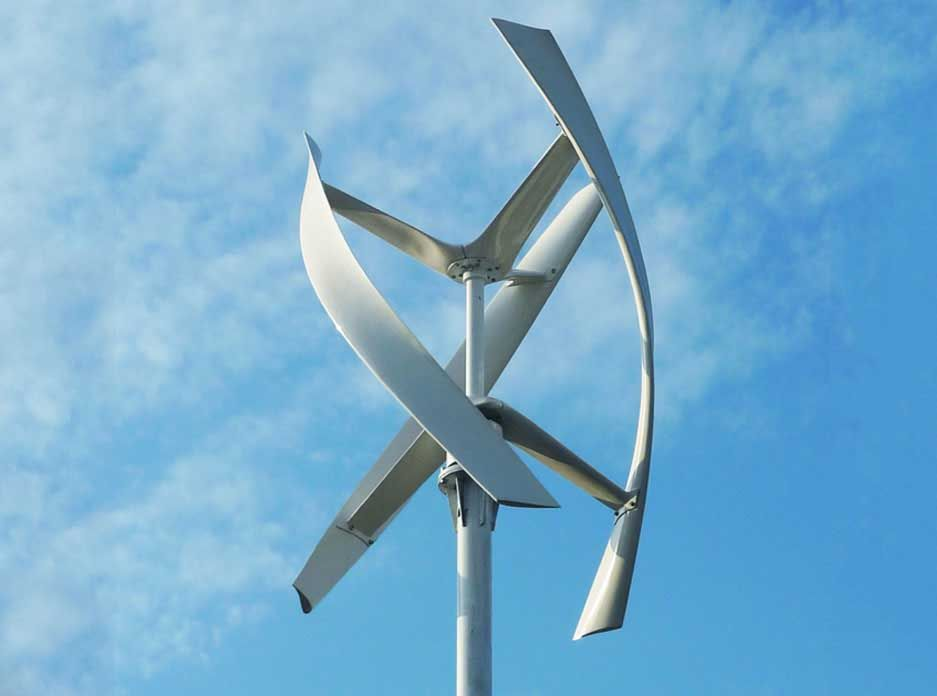 Eddy GT Wind Turbine Is Sleek, Silent and Designed for the City ...