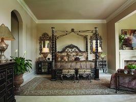 Custom made furniture in elegant and unique settings.