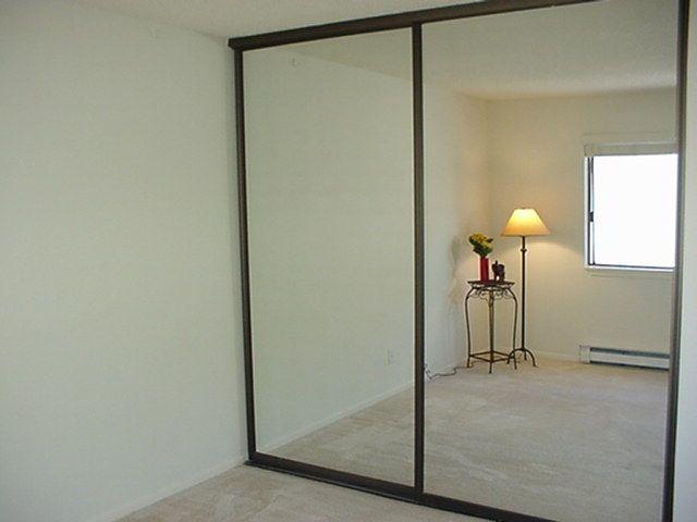 ... Mirrored Closet Sliding Doors Closet Doors Pinterest Mirrored ...