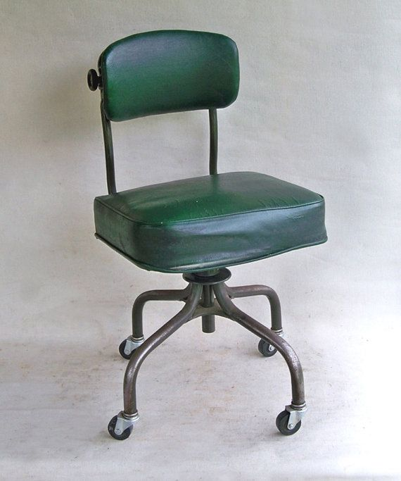 1950s Steelcase Task Chair - Steno Chair - Office Chair ...