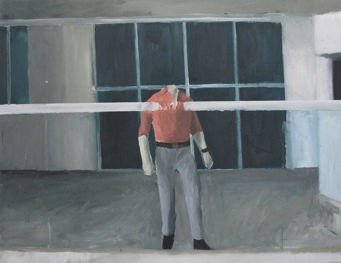 """""""Homenzinho"""", Eduardo Berliner, 2010"""