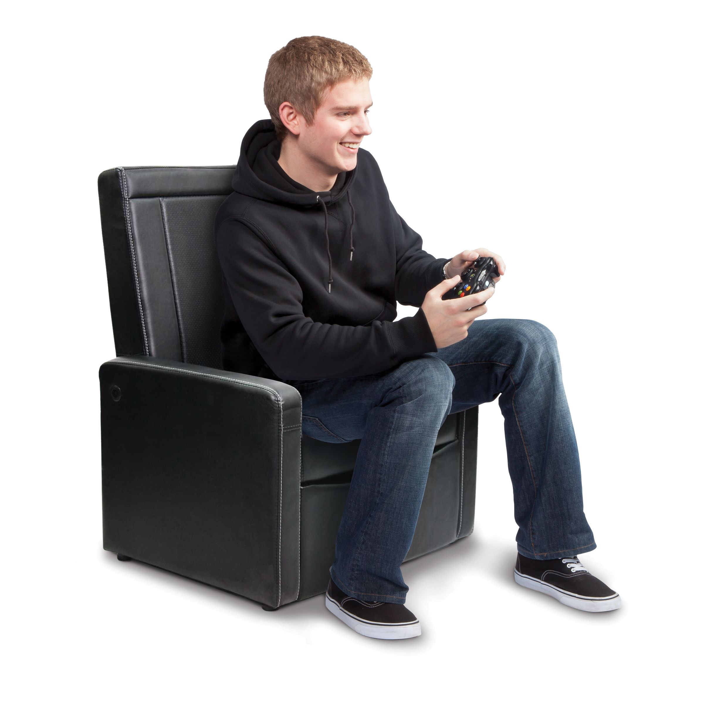 gaming sound video cool these infiniti wireless full s are game officially licensed december room size rocker just ii donut x of walmartcom playstation how chair