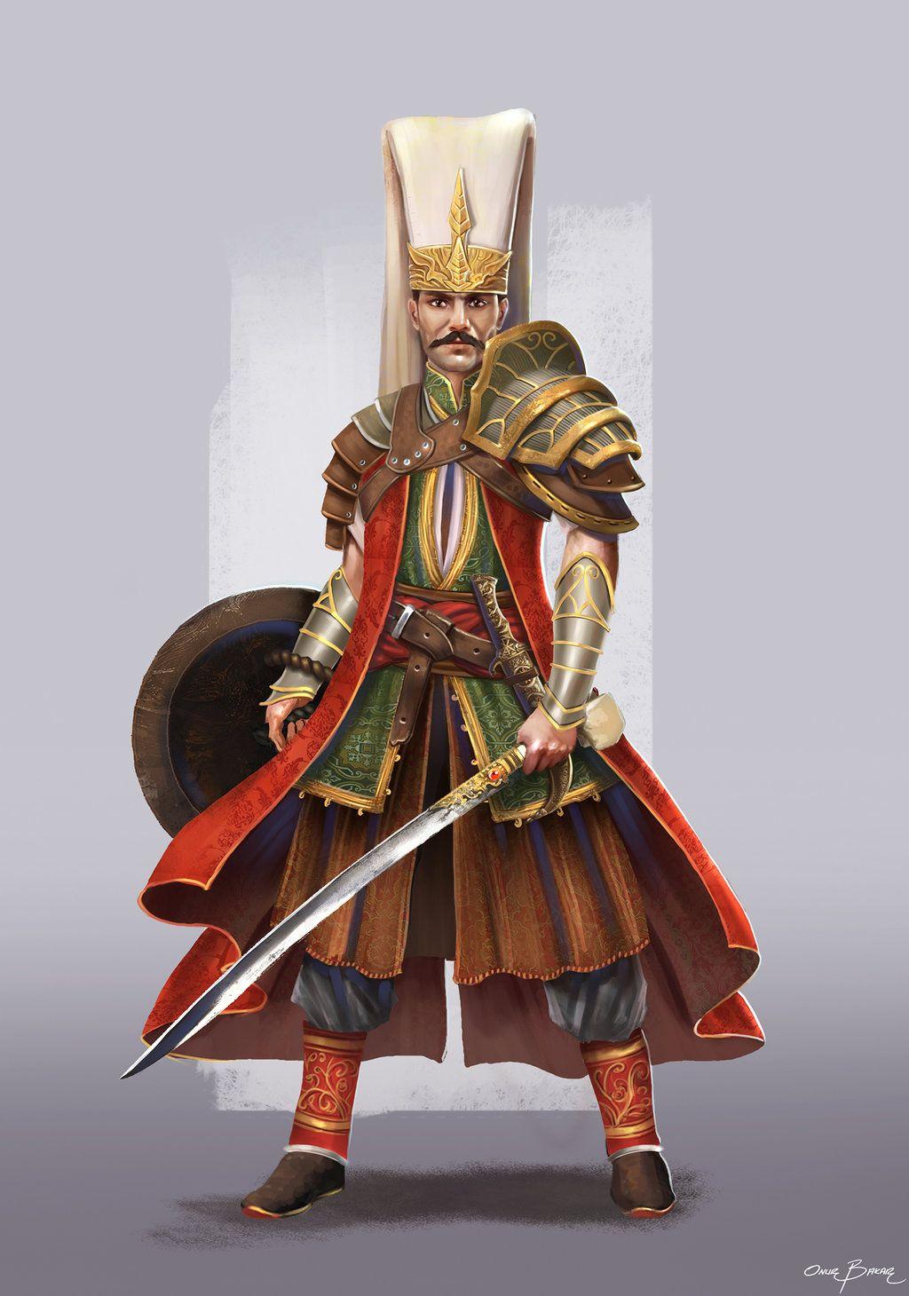 Ottoman wars janissary by on deviantart bunch of art stuff - Ottoman empire assassins creed ...