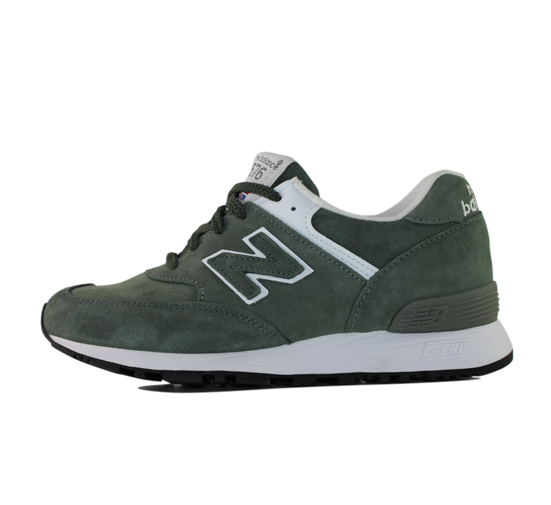 New Balance W 576 GWG light kaki - Sneaker District | Shoes | Pinterest