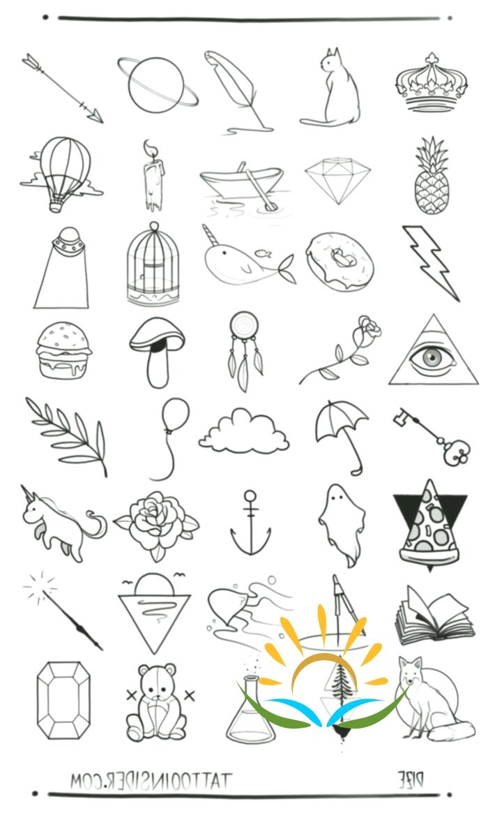 1001 Beautiful Tattoo Design Ideas And How To Choose The Best For You Small Tattoo Designs Small Tattoos Little Tattoos
