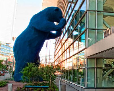 Hilton Garden Inn Denver Downtown Colorado Hotels Bluebear