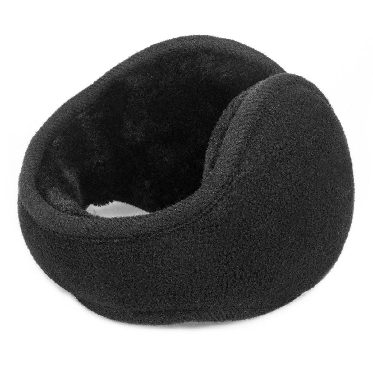Men//Women Winter Outdoors Warm Fleece Plush Ear Wamer Foldable Earmuffs
