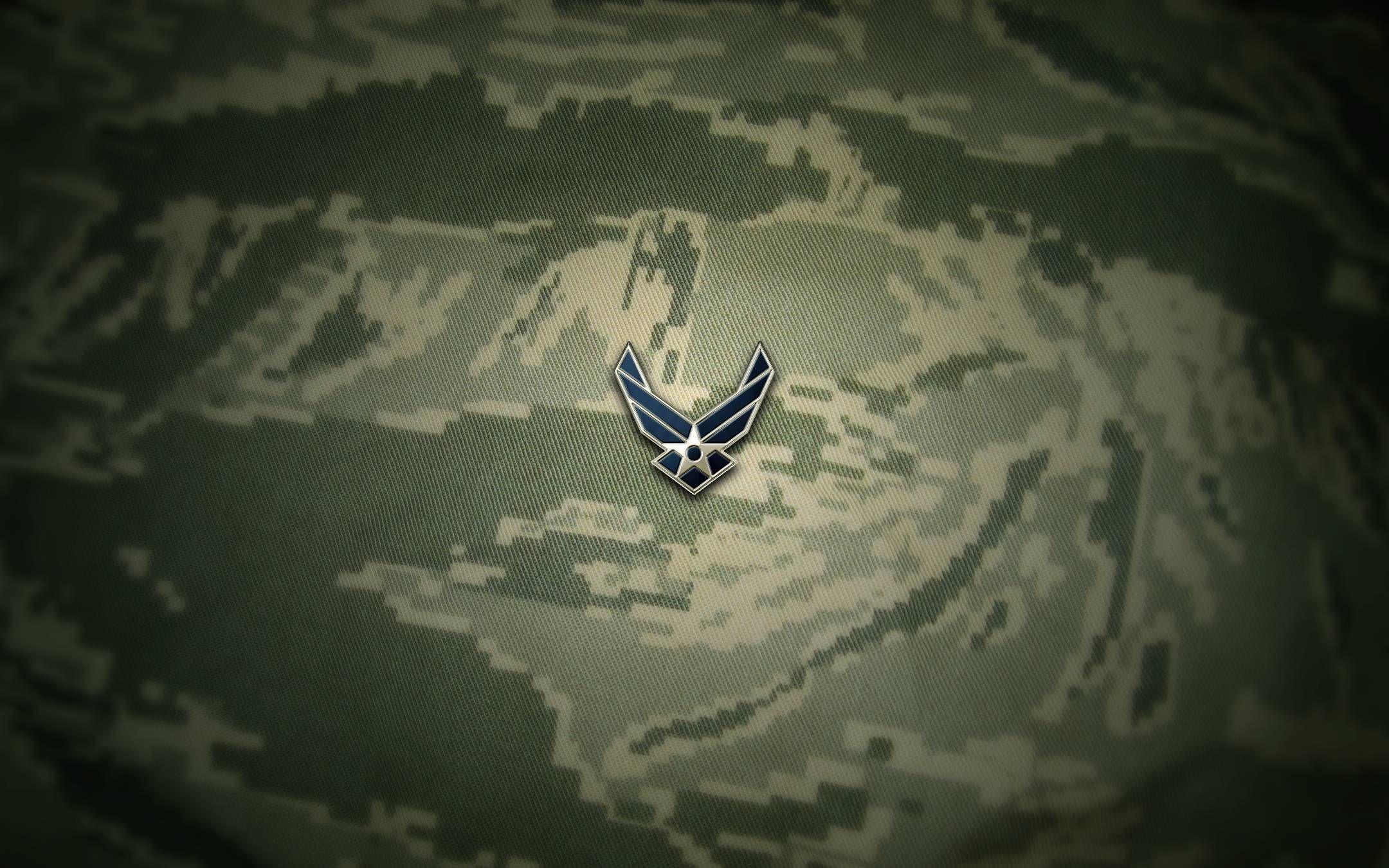 Air Force Logo Wallpapers Wallpaper Cave Camo Wallpaper Air Force Wallpaper Air Force Logo