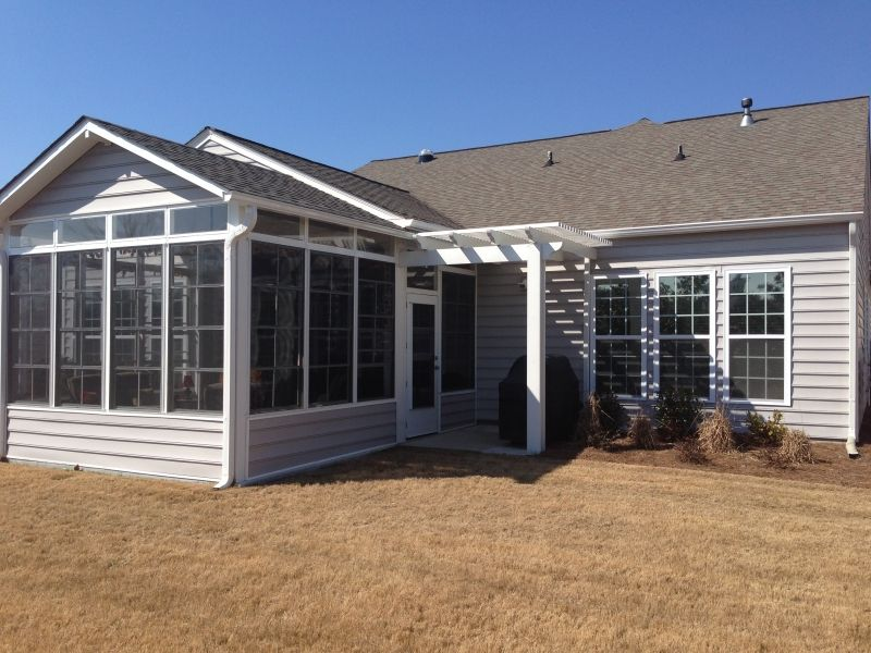 Sunrooms Insulated Sunroom Porch Paneling