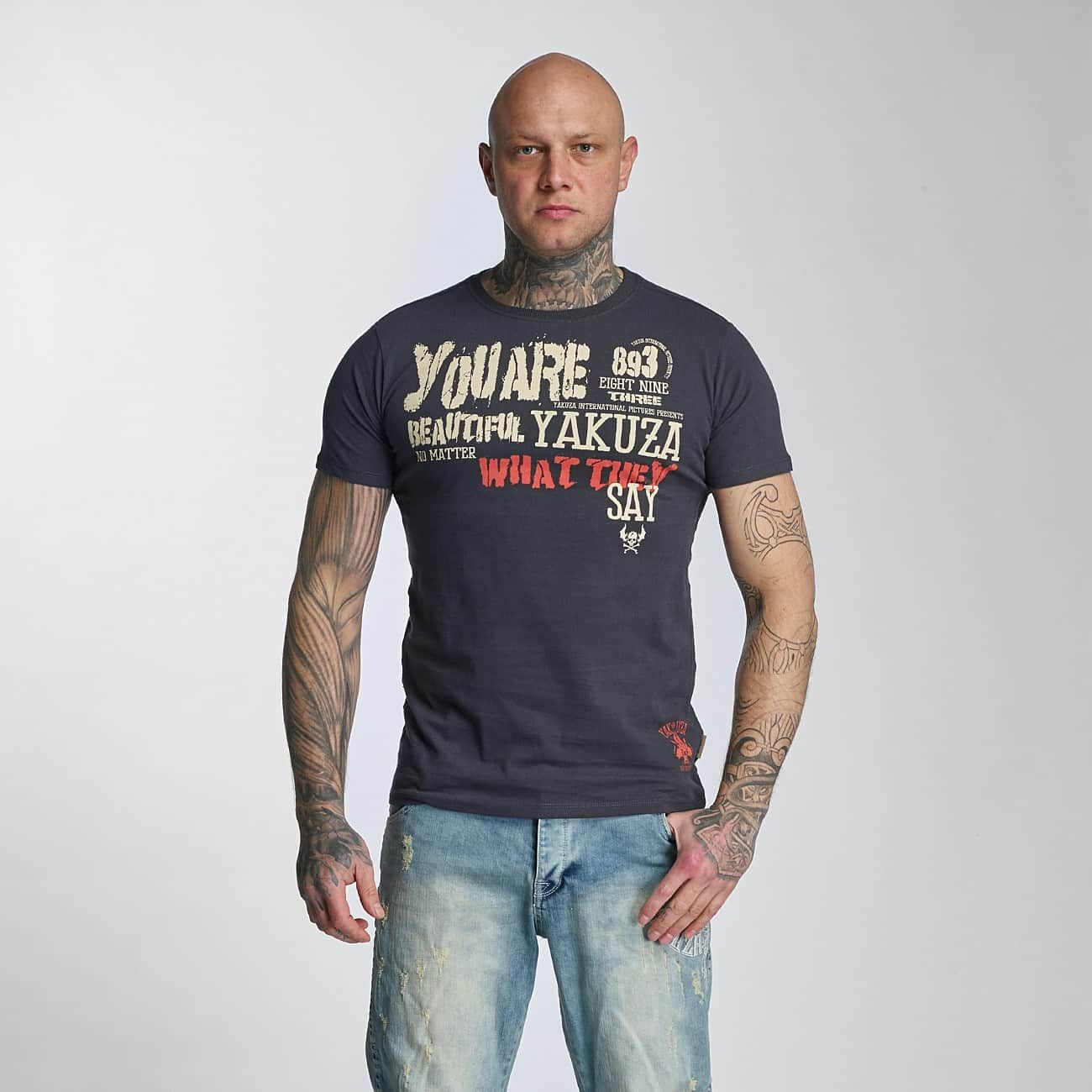 T Shirt With Slogans And Sayings Tshirt With Sarcastic Sayings Yakuza T Shirt T Shirt Shirt Online
