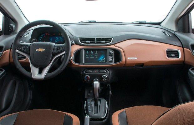 Teste Chevrolet Onix Activ 1 4 Automatico Carro Onix Carro Br Prisma Rebaixado