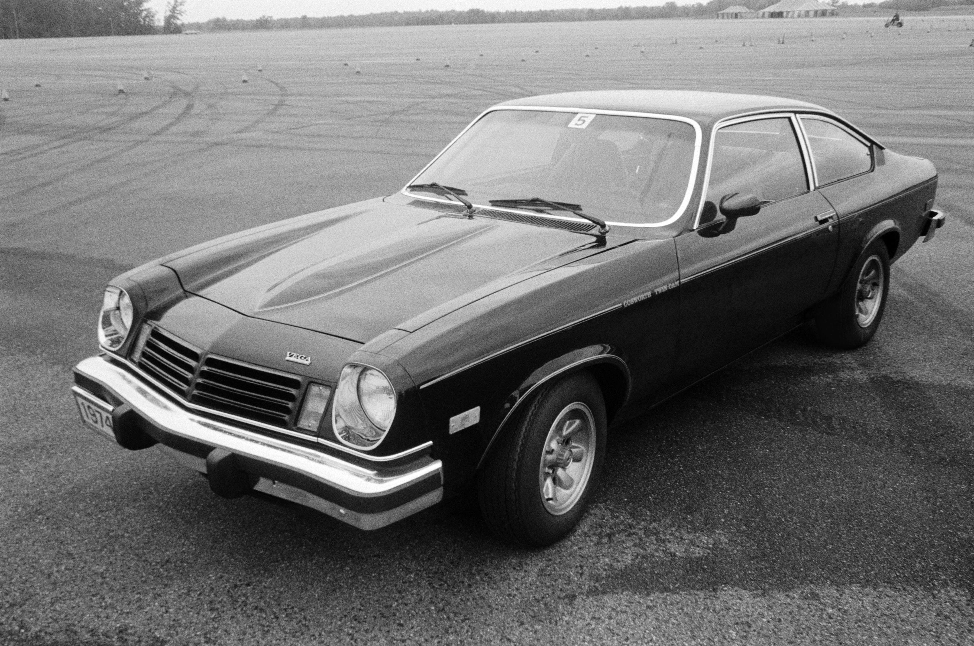 1974 Chevrolet Cosworth Vega Hatchback Coupe 1v 77