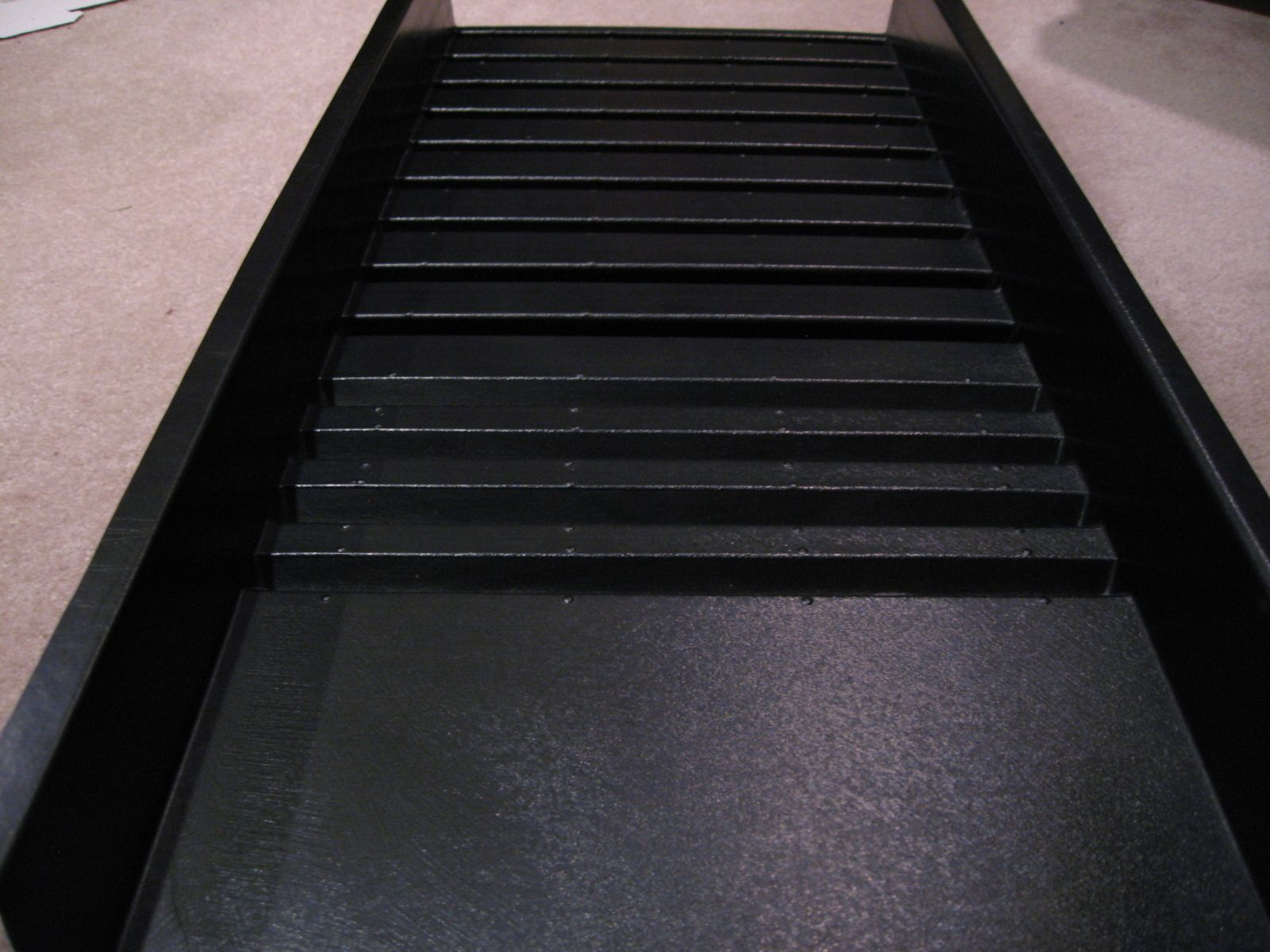 Extra Large Sluice Box 40x16 Deep Drop Riffle Serious Gold Miner Prospector Ebay Gold Prospecting Gold Mining Metal Detector