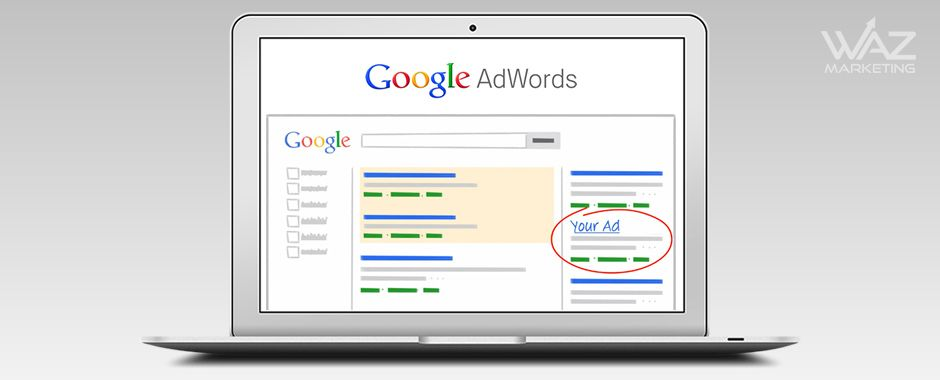 Google AdWords para su Empresa -   Llegue a todo su mercado con la segmentación más específica