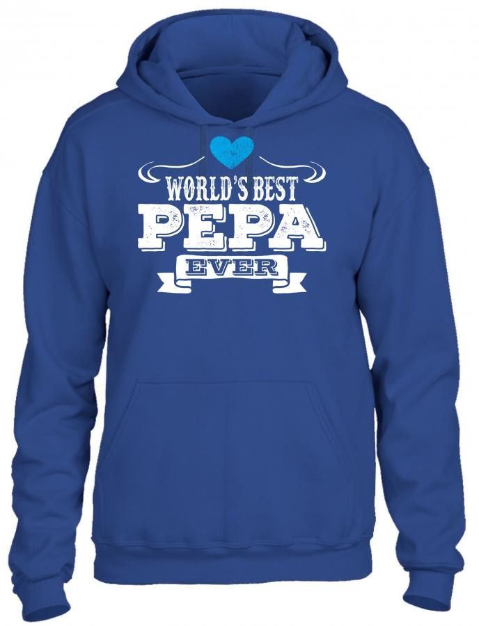 worlds best pepa ever 1 HOODIE