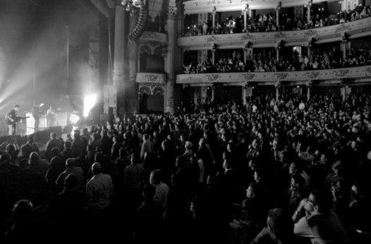 13 de mayo @ Teatro Caupolicán