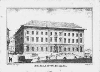 El Palacio de la Aduana de Málaga es un edificio proyectado en 1788, destinado a atender el tráfico del puerto. Está situado junto al Parque de Málaga. De estilo neoclásico, se terminó de edificar en 1826, a la manera de los palacios renacentistas italianos.