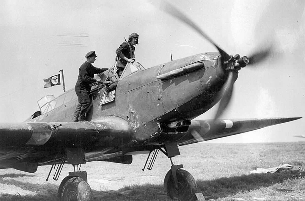 Fairey Battle Royal Air Force BEF France 1939/1940 ...