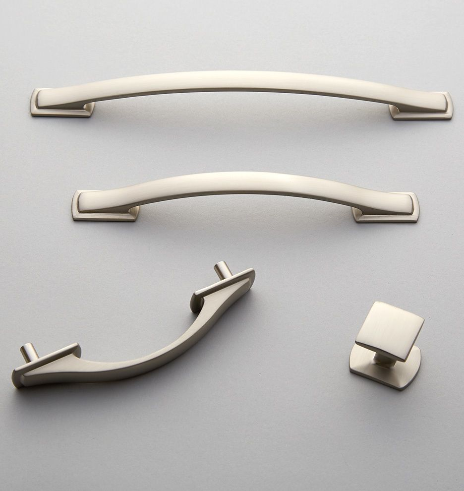 Caldwell Drawer Pull | Oil rubbed bronze, Drawers and Polished nickel